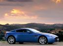 Фото авто Aston Martin Vantage 3 поколение, ракурс: 270