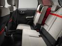 Фото авто Citroen C3 AirCross 1 поколение, ракурс: задние сиденья