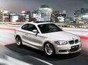 Фото авто BMW 1 серия E82/E88 [2-й рестайлинг], ракурс: 315 цвет: белый