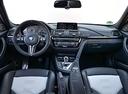 Фото авто BMW M3 F80 [рестайлинг], ракурс: торпедо