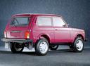 Фото авто ВАЗ (Lada) 4x4 1 поколение [рестайлинг], ракурс: 225