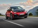 Фото авто BMW i3 I01 [рестайлинг], ракурс: 315 цвет: красный