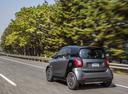 Фото авто Smart Fortwo 3 поколение, ракурс: 135 цвет: серый