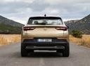Фото авто Opel Grandland X 1 поколение, ракурс: 180 цвет: золотой