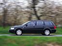 Фото авто Volkswagen Passat B5, ракурс: 90 цвет: черный