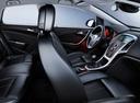 Фото авто Opel Astra J, ракурс: сиденье