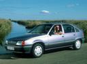 Фото авто Opel Kadett E [рестайлинг], ракурс: 90