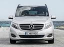 Фото авто Mercedes-Benz V-Класс W447,  цвет: серебряный