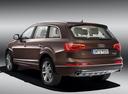 Фото авто Audi Q7 4L [рестайлинг], ракурс: 135 цвет: коричневый