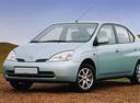 Фото авто Toyota Prius 1 поколение, ракурс: 45