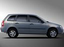 Фото авто ВАЗ (Lada) Kalina 1 поколение, ракурс: 270 цвет: серебряный