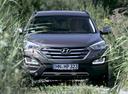 Фото авто Hyundai Santa Fe DM,  цвет: коричневый