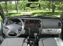 Фото авто Mitsubishi Pajero Sport 1 поколение, ракурс: торпедо