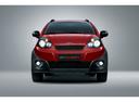 Фото авто Chery IndiS 1 поколение,  цвет: красный
