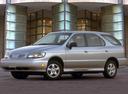 Фото авто Nissan Altra 1 поколение, ракурс: 45