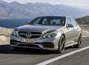 Фото авто Mercedes-Benz E-Класс W212/S212/C207/A207 [рестайлинг], ракурс: 45 цвет: серый
