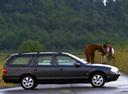 Фото авто Ford Mondeo 2 поколение, ракурс: 270