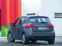 Фото авто Kia Venga 1 поколение [рестайлинг], ракурс: 135 цвет: синий