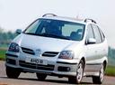 Фото авто Nissan Tino V10, ракурс: 45