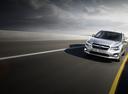 Фото авто Subaru Impreza 4 поколение, ракурс: 45 цвет: серебряный