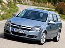 Фото авто Opel Astra H, ракурс: 45