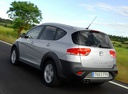 Фото авто SEAT Altea 1 поколение, ракурс: 135