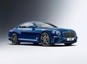 Фото авто Bentley Continental GT 3 поколение, ракурс: 315 - рендер цвет: голубой