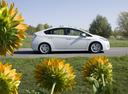 Фото авто Toyota Prius 3 поколение, ракурс: 270
