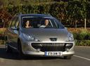 Фото авто Peugeot 307 1 поколение [рестайлинг],  цвет: серебряный
