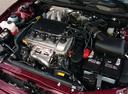 Фото авто Toyota Camry XV20, ракурс: двигатель