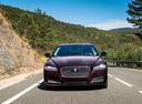 Фото авто Jaguar XF X260,  цвет: бордовый