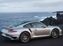 Фото авто Porsche 911 991, ракурс: 225 цвет: серебряный