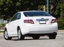 Фото авто Toyota Camry XV40 [рестайлинг], ракурс: 135 цвет: белый