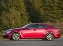 Фото авто Lexus IS XE20, ракурс: 90 цвет: красный