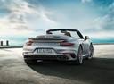 Фото авто Porsche 911 991 [рестайлинг], ракурс: 225 цвет: серебряный