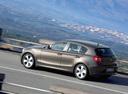 Фото авто BMW 1 серия E81/E82/E87/E88 [рестайлинг], ракурс: 135 цвет: серый