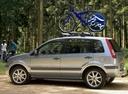 Фото авто Ford Fusion 1 поколение [рестайлинг], ракурс: 90 цвет: серебряный