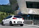 Фото авто Kia Cee'd 2 поколение, ракурс: 135 цвет: белый