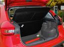 Фото авто Chery Tiggo 2 1 поколение, ракурс: багажник цвет: красный