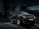 Фото авто Ford Explorer 5 поколение, ракурс: 315 цвет: черный
