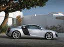 Фото авто Audi R8 1 поколение, ракурс: 270