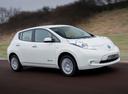 Фото авто Nissan Leaf 1 поколение, ракурс: 315