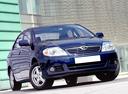 Фото авто Toyota Corolla E130 [рестайлинг], ракурс: 315 цвет: синий