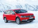 Фото авто Volkswagen Passat B7, ракурс: 315 цвет: красный