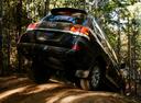 Фото авто Toyota Land Cruiser J200 [2-й рестайлинг], ракурс: 225 цвет: черный