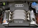 Фото авто Audi A6 4B/C5 [рестайлинг], ракурс: двигатель