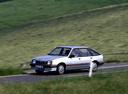 Фото авто Opel Ascona 3 поколение [рестайлинг], ракурс: 45