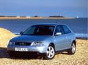 Фото авто Audi A3 8L [рестайлинг], ракурс: 45
