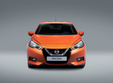 Фото авто Nissan Micra K14,  цвет: оранжевый