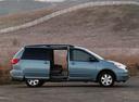Фото авто Toyota Sienna 2 поколение, ракурс: 270